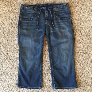 $10 SALE Citizens of Humanity Capri Cropped Jeans